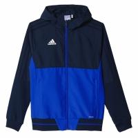 Bluza de trening adidas TIRO 17 bleumarin-albastru BQ2784 copii