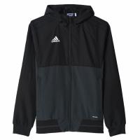 Bluza de trening adidas TIRO 17 negru-gri AY2857 copii