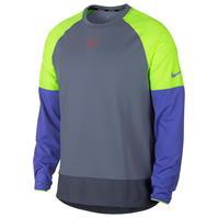 Bluza alergare maneca lunga Nike Element MX pentru Barbati