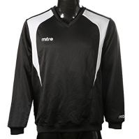 Bluza barbati Bluza Mitre Crosby Black Trespass