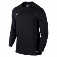 Bluza pentru portar Nike PARK GOALIE II negru 588418 010