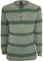 Bluze barbati fantasy cu maneca lunga verde Urban Classics