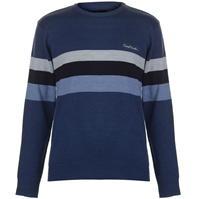 Bluza cu dungi Pierre Cardin Block tricot pentru Barbati
