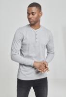 Bluza cu maneca lunga basic gri Urban Classics
