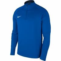 Bluza sport maneca lunga Nike Dry Academy 18 albastru 893624 463 barbati
