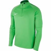Bluza sport maneca lunga Nike Dry Academy 18 verde 893624 361 pentru barbati