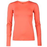 Bluza de corp cu maneca lunga Nike Hyperwarm Top pentru Femei