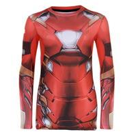 Bluza de corp Marvel Marvel LS pentru baietei