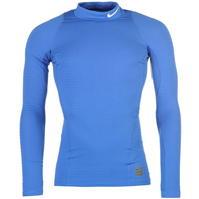 Bluza de corp Nike Pro Warm Mock Neck pentru Barbati
