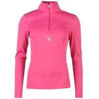 Bluza de corp Spyder Glimmer fermoar pentru Femei