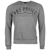 Bluza de trening 883 Police Western Logo