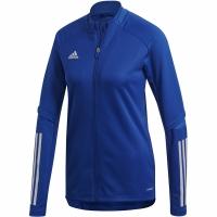 Mergi la Bluza de trening Adidas Condivo 20 antrenament albastru FS7105 femei