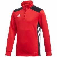 Bluza de trening Adidas Regista 18 antrenament rosu CZ8656 copii