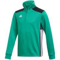 Bluza Adidas Regista 18 antrenament verde DJ1842 copii teamwear adidas teamwear