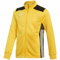 Bluza de trening Adidas Regista 18 Pes galben CZ8630 copii teamwear adidas teamwear