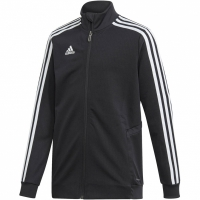 Bluza de trening Adidas Tiro 19 antrenament JKT negru DT5276 copii