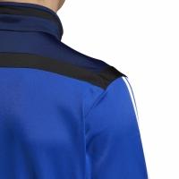 Bluza de trening Adidas Tiro 19 Pes JKT albastru DT5784 barbati teamwear