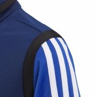Bluza de trening Adidas Tiro 19 Pes JKT albastru DT5789 copii teamwear adidas teamwear