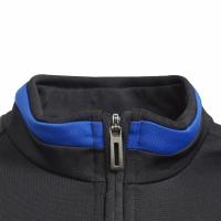 Bluza de trening Adidas Tiro 19 Pes JKT bleumarin DT5790 copii