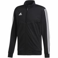 Bluza de trening Adidas Tiro 19 Pes JKT negru DT5783 copii