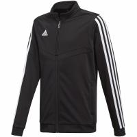 Bluza de trening Adidas Tiro 19 Pes JKT negru DT5788 copii teamwear adidas teamwear