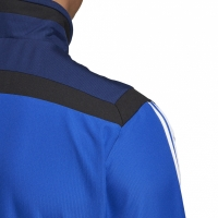 Bluza de trening Adidas Tiro 19 PRE JKT albastru DT5266 copii teamwear adidas teamwear