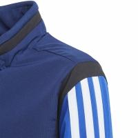 Bluza de trening Adidas Tiro 19 Presentation JKT albastru DT5268 copii