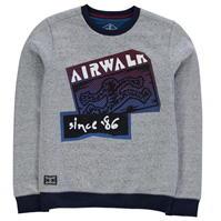 Bluza de trening Airwalk Logo pentru copii