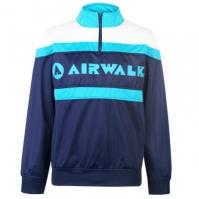 Bluza de trening Airwalk Quarter cu fermoar pentru Barbati