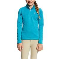 Bluza de trening Ariat Conquest fermoar pentru fete