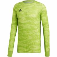 Bluza de trening barbati Adidas AdiPro 19 GK cu maneca lunga , Light verde DP3137 teamwear adidas teamwear