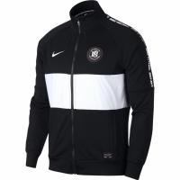 Bluza de trening barbati Nike FC TRK JKT K negru And alb AH9519 013