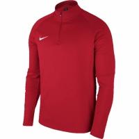 Bluza de trening Bluza maneca lunga For Nike Dry Academy 18 Dril rosu 893744 657 pentru copii pentru Copii