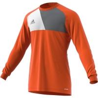 Bluza sport adidas Assita 17 GK portocaliu AZ5398 barbati teamwear adidas teamwear