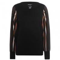 Bluza de trening DKNY Combo Sleeve