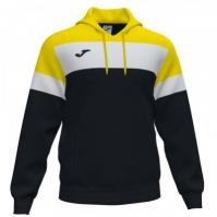 Mergi la Bluza de trening Hanorac Joma Crew Iv negru-galben