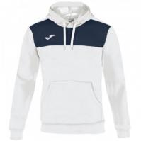 Bluza de trening Hanorac Joma Winner bumbac bleumarin-alb