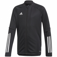 Mergi la Bluza de trening Jacheta Adidas Condivo 20 antrenament Y For negru FS7096 pentru Copii