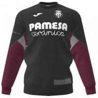Bluza de trening Joma antrenament Villarreal Anthracite