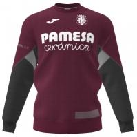 Bluza de trening Joma antrenament Villarreal Garnet