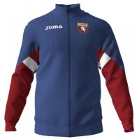 Bluza de trening Joma antrenament Zipper Torino albastru