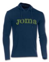 Bluza de trening Joma bleumarin (jaquard)