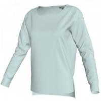 Bluza de trening Joma bumbac Skyblue pentru Femei