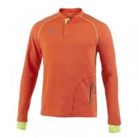 Bluza de trening Joma Buttons Olimpia Flash Orange