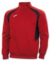 Bluza de trening Joma Champion III rosu-negru