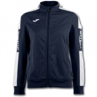 Bluza de trening Joma Champion Iv bleumarin-alb pentru Femei