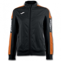 Bluza de trening Joma Champion Iv negru-orange pentru Femei