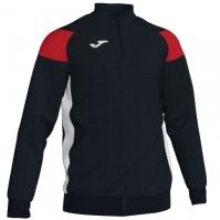 Bluza de trening Joma Crew III negru-rosu-alb