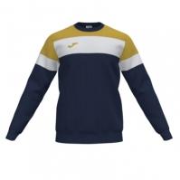 Bluza de trening Joma Crew Iv bleumarin inchis-mustard