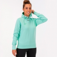 Bluza de trening Joma cu gluga Sky albastru pentru Femei